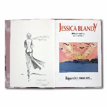 DUFAUX / RENAUD - Dédicace - Jessica Blandy - EO Tome 7
