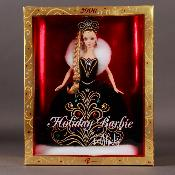 Holiday Barbie par Bob Mackie