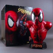 Sideshow - Buste Spider-Man 1:1 Life-sized bust