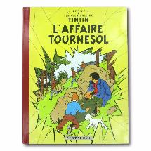 HERGÉ - Tintin - L'affaire Tournesol - Fac-similé couleurs