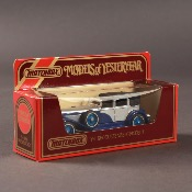 "MATCHBOX MODELS OF YESTERDAY - Y4 1930 Duesenberg Model ""J"""