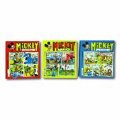 Collectif - Mickey (Poche) - N°79, 80 et 81