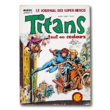 Collectif - Titans - EO N°17