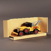 "MATCHBOX MODELS OF YESTERYEAR - Y7 1930 Model ""A"" Ford Wreck Truck"