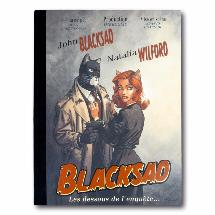 GUARNIDO / CANALÈS - Blacksad - Album HSa -Série 1