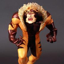 Bowen Designs - Statuette Sabretooth X-Men Marvel comics