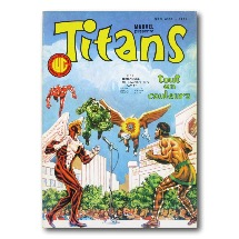 Collectif - Titans - EO N°11