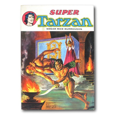 Collectif - Super Tarzan - EO N° 10