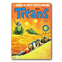 Collectif - Titans - EO N°38