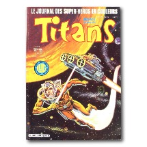 Collectif - Titans - EO N°40