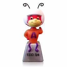 Wacky Wobbler - Atom Ant - Bobble head