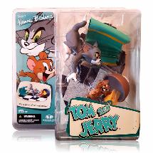 McFarlane Toys - Tom and Jerry - Diorama - Hanna-Barbera  Serie 2