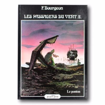 BOURGEON - Les passagers du vent - EO Tome 2