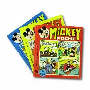 Collectif - Mickey (Poche) - N°43, 44 et 45