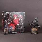 Sideshow - Mini-buste Spider-Man 3 Black suit