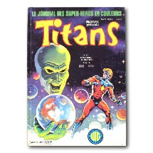 Collectif - Titans - EO N°31
