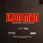 Sideshow - Iron Man Legendary Scale Bust